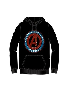 Sudadera Capucha Avengers Talla XXL