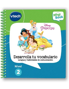 Libro Magibook - Princesas Disney Nvl.2