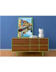 Eastpack - Riñonera Springer Ruby Pink