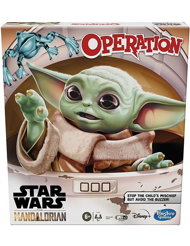 Operacion - The Mandalorian Star Wars - 25578196