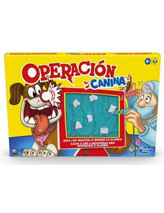 Operación Canina - Juego de mesa