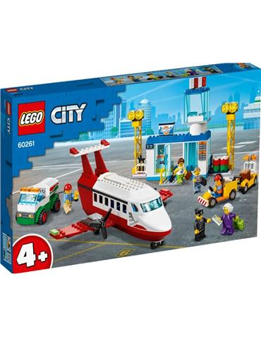 Lego Aeropuerto Central 60261