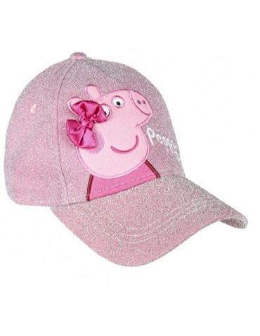 Gorra Peppa Pig Brillante