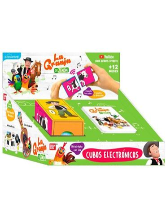 La Granja Zenon Cubos Electronicos
