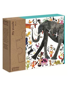 Puzzle - Play for Future: Maxi Naturaleza 24pcs