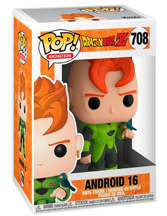 Funko Pop - Dragon Ball Z Android 16 708