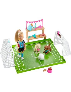 Barbie - Dreamhouse Adventures: Chelsea Fútbol