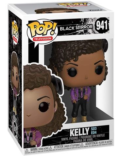 Funko Pop - Kelly 941 (Black Mirror)