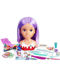 Nancy - Un Dia Secretos de Belleza (Violeta)