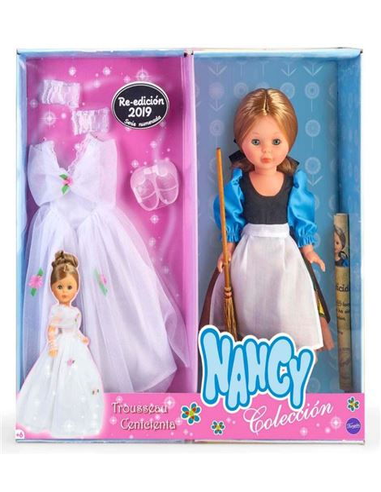 Nancy - Colección: Reedición Trousseau Cenicienta - 13007336