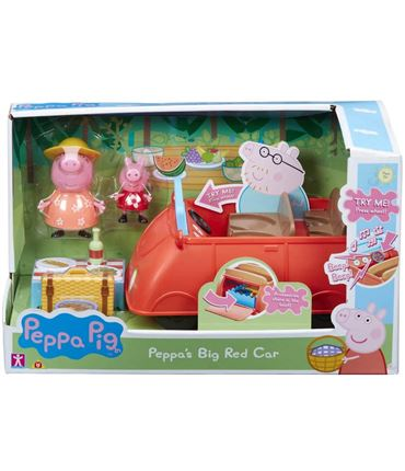 Peppa Pig - Coche Deluxe