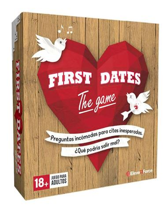Juego de mesa - First Date: The Game