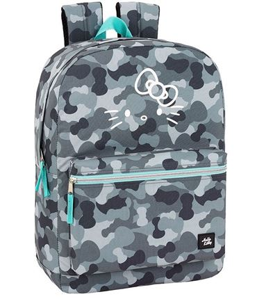 Hello Kitty Camo - Mochila