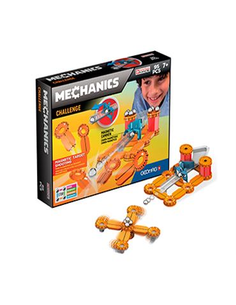 Geomag Mechanics Challege 95