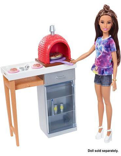 Barbie - Muebles de Exterior: Barbacoa