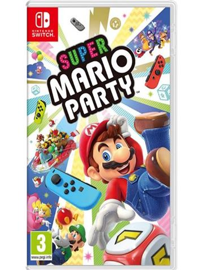 Nintendo Switch - Super Mario Party