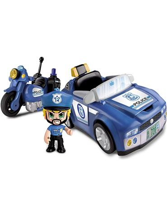 PinyPon Action - Policia Vehiculo