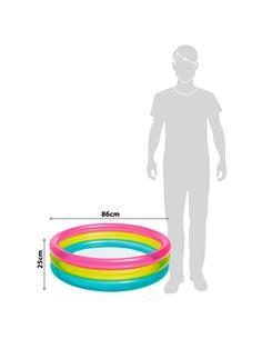 Peluche Cisne Rosa 30 cm.