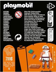 Cofre Tienda Surf Playmobil 5641
