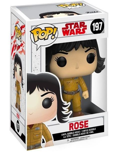 Funko Pop - Star Wars Rose 197 - 54214754