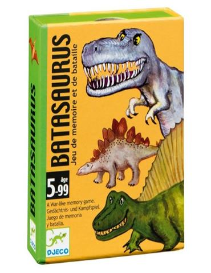 Djeco Cartas - Batasaurus