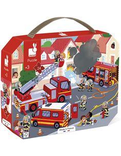 Puzzle - Multipuzzle: Avengers Volando 2x48 pcs