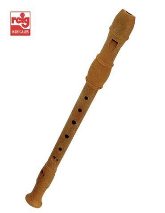 Flauta Madera