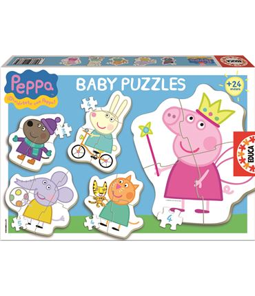 Peppa Pig - Baby Puzzle