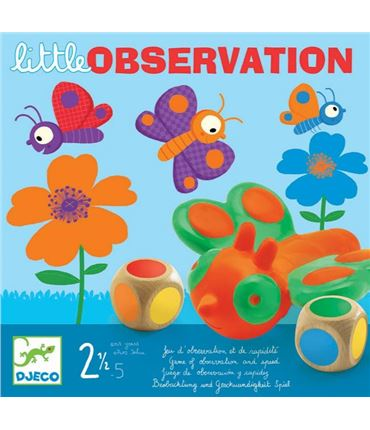 Juego Little Observation Djeco