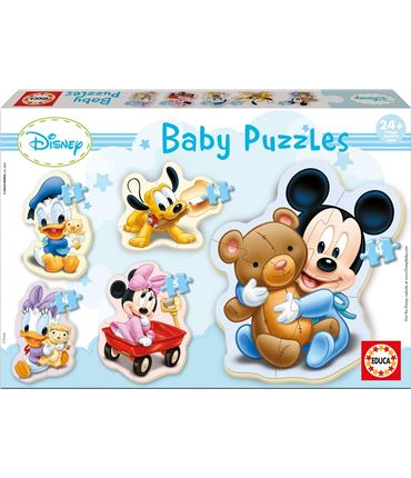 Puzzle Baby Mickey