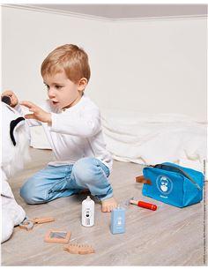 Tren del Abuelo Peppa Pig Madera