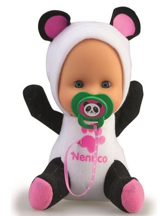 Nenuco - Muñeco: Disfraz Panda
