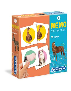 Memo - Animales de Granja