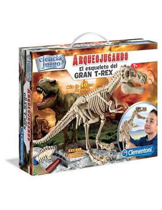 Arqueojugando - T-Rex Gigante