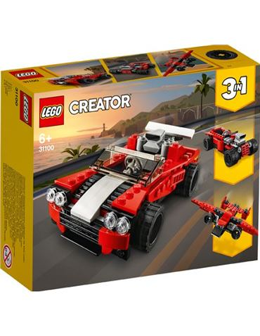 Lego Deportivo Creator 31100