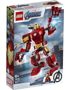 LEGO - Avengers: Armadura Robótica de Iron Man