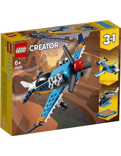 Lego Avion Helice Creator 31099