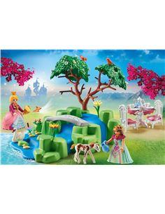 Muñeca Princesa - Elsa Brillo Acuatico (Frozen 2)