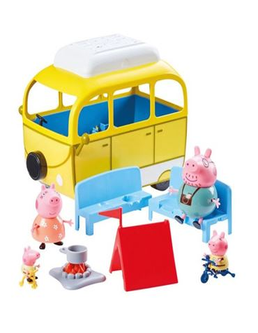 Autocaravana - Peppa Pig - 02584211