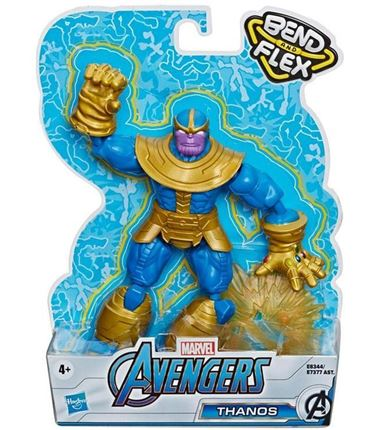 Bend and Flex - Thanos Flexible (Avengers)