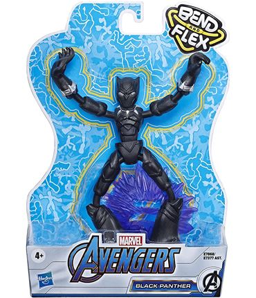 Bend and Flex - Pantera Negra Flexible (Avengers)
