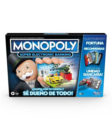 Monopoly - Súper Electronic Banking