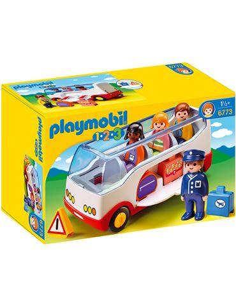Autobus 1.2.3 Playmobil 6773