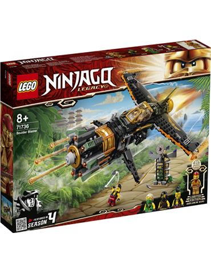 LEGO Ninjago - Avion Destructor de Roca