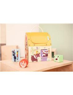 Hot Wheels - City Lanzador Dino o Tiburon