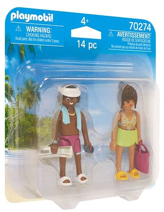 Playmobil - Pareja de Vacaciones