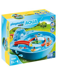 Playmobil 1.2.3 - Parque Acuático
