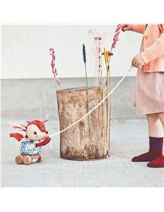 Barbie - Fashionista: Silla de ruedas Rubia