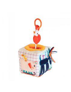 Playmobil 1.2.3 - Obrero con Carretilla
