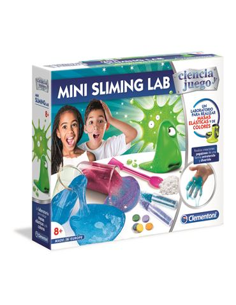 Ciencia y Juego - Mini Slimmy Laboratorio